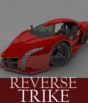 Reverse Trike by TruForm
