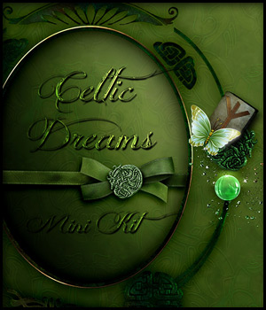 Celtic Dreams - Mini Kit 2D Graphics antje