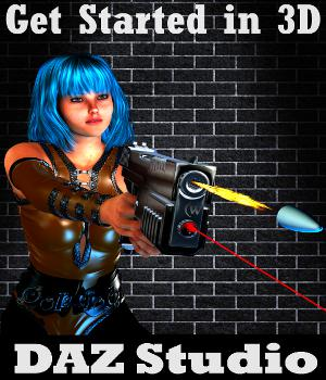 GET STARTD IN 3D with DAZ Studio 4.7 Tutorials Winterbrose