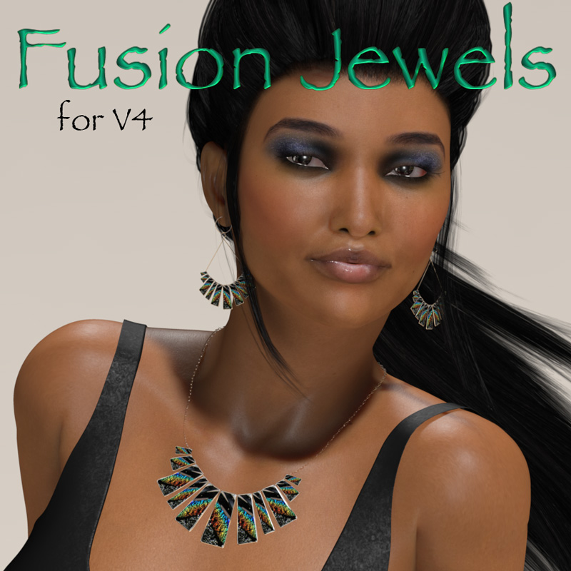 Fusion Jewels for V4