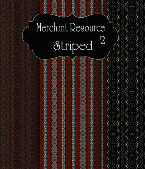 Merchant Resource - Striped 2 2D Graphics Merchant Resources antje