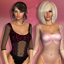 Sweetie for Lace Lingerie II image 5