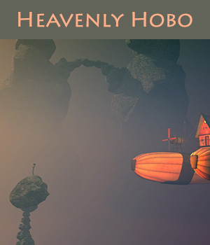 Heavenly Hobo 3D Models 1971s