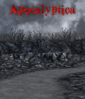 FB Apocalyptica 3D Models fictionalbookshelf
