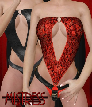Mistress for Not Ordinary 111 3D Figure Essentials ANG3L_R3D