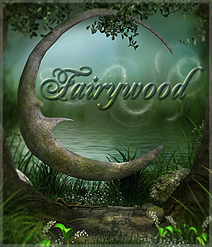 Fairywood Backgrounds by Sveva