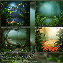Fairywood Backgrounds image 2