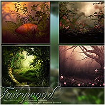 Fairywood Backgrounds image 3