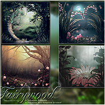 Fairywood Backgrounds image 5