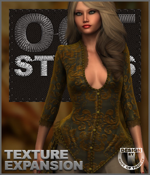 ROYAL STYLES for Centigrade Dress for Genesis 2 Female(s)