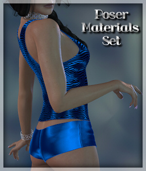 Materialistics - Shine 3D Figure Essentials Lully