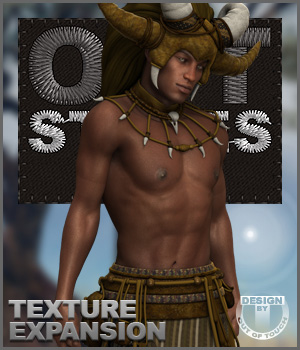 OOT Styles for Witch Doctor for Genesis 2 Male(s) 3D Figure Assets outoftouch