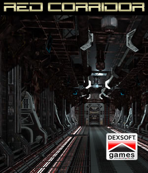 Red Corridor 3D Models dexsoft-games