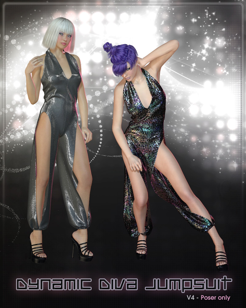 Dynamic Diva Jumpsuit
