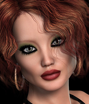 Alessandra for Genesis 2 Female 3D Figure Essentials 3DSublimeProductions