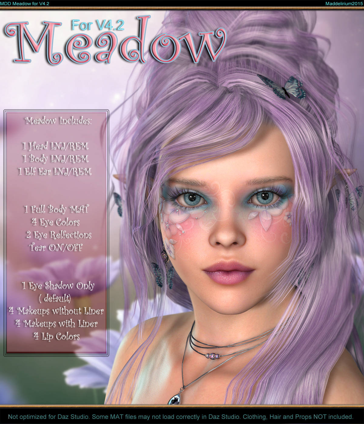 MDD Meadow for V4.2