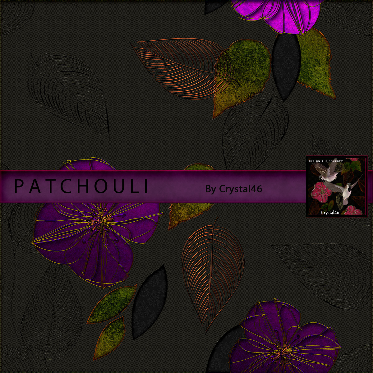 Patchouli:  A Merchant Resource