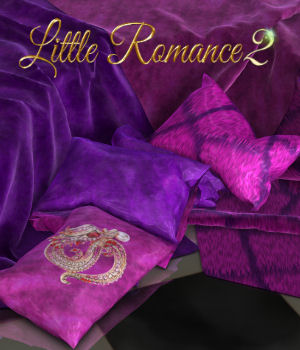 DA-Little Romance 2 for Big Bed 3D Figure Essentials DarkAngelGrafics