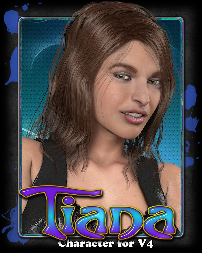 Exnem Tiana Character for V4