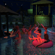 Pool Party image 1