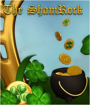 The ShamRock - SceneProps 3D Models Gaming P3D-Art