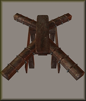 Medieval Table 3D Models kawecki