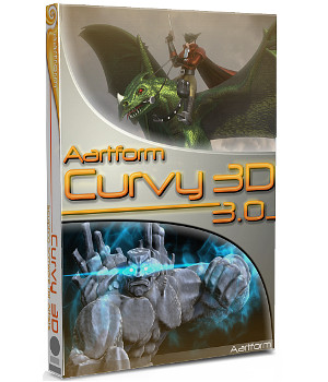 Aartform Curvy 3D 3.0 Software iggie