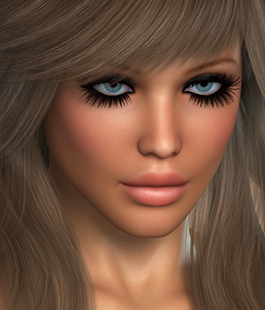Glamour Lashes 2D Merchant Resources Atenais