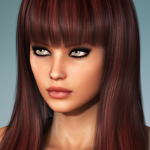 Cece Hair and OOT Hairblending image 1