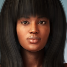Cece Hair and OOT Hairblending image 7