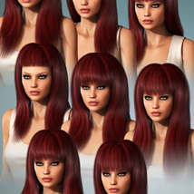 Cece Hair and OOT Hairblending image 8