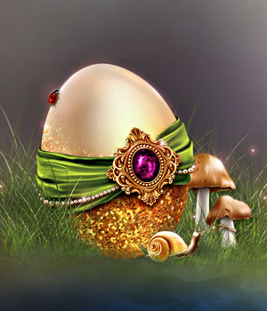 Moonbeam's Happy Easter 2D Graphics Merchant Resources moonbeam1212