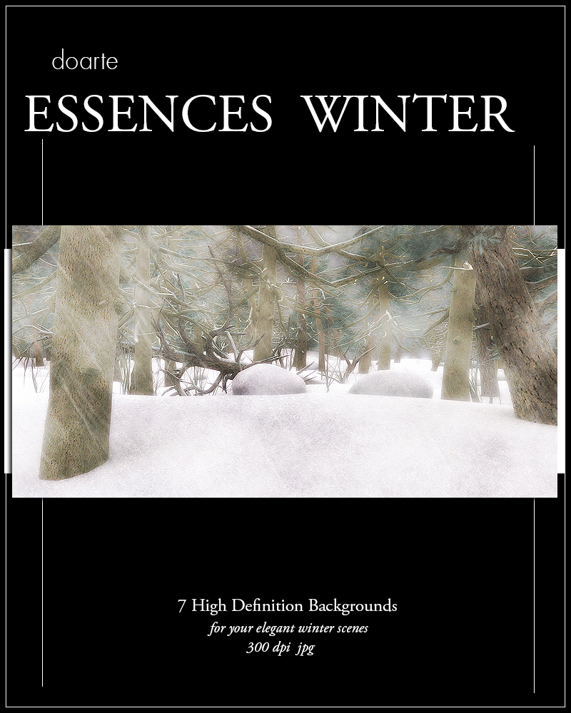 doarte ESSENCES WINTERS