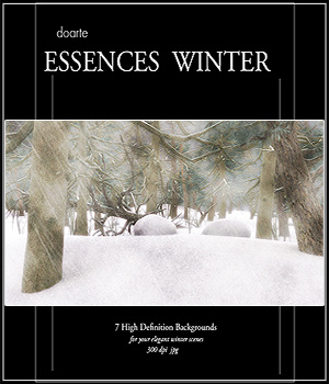 doarte ESSENCES WINTERS 2D Graphics doarte