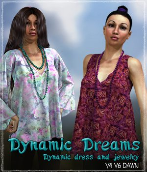 Dynamic Dreams 3D Figure Essentials Grappo2000