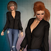 Casual for Sexy Elegance image 5