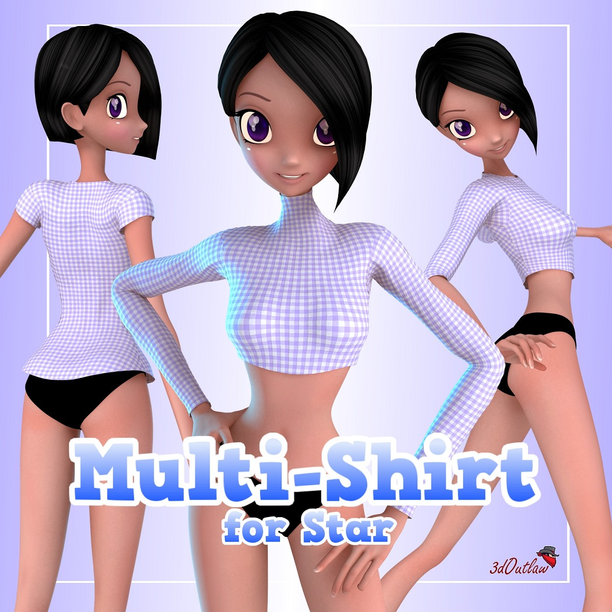 Multi-Shirt for Star by 3doutlaw