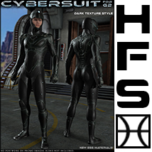 HFS Cybersuit for G2F & G2M image 1