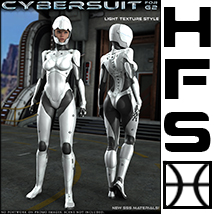 HFS Cybersuit for G2F & G2M image 2