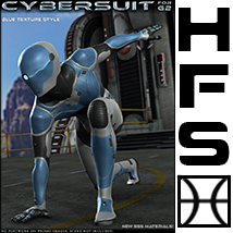 HFS Cybersuit for G2F & G2M image 3