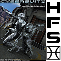 HFS Cybersuit for G2F & G2M image 5