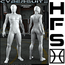 HFS Cybersuit for G2F & G2M image 6