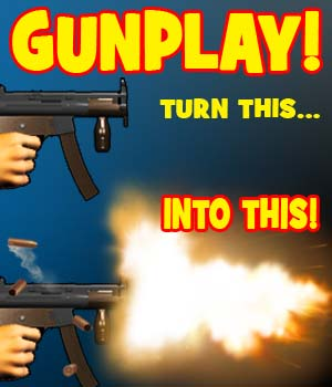 Gunplay! 2D Graphics sjph-art