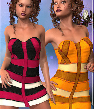G2F BandageDress (DS) by Karth