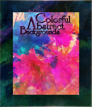 Colorful Abstract Backgrounds 2D antje