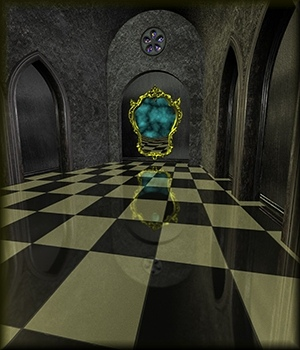 Magic Hall 3D Models kawecki
