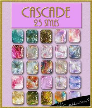 Styles Cascade 2D Graphics Merchant Resources Perledesoie