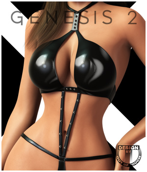 X23 Unapologetic for Genesis 2 Females 3D Figure Assets outoftouch