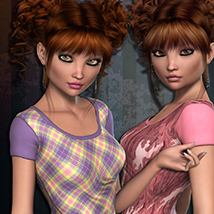 Gracie for Genesis 2 & Dolly image 1