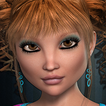 Gracie for Genesis 2 & Dolly image 2